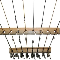 Del Sol Fishing Rod Storage Rack - 8