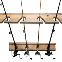 Del Sol Fishing Rod Storage Rack - 4