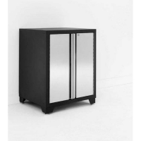 NewAge Stainless Steel 2 Door Base Cabinet-Pro Series