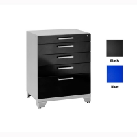 NewAge Performance Plus 5 Drawer Tool Cabinet
