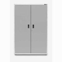 Gladiator Premier White Extra Large GearBox Cabinet