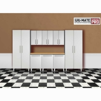 Ulti-MATE Garage PRO 9 Piece Deluxe Cabinet Kit