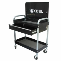 Excel 30 in. Tool Cart with Drawer