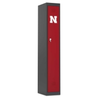 Gladiator University of Nebraska Primetime Sport Locker