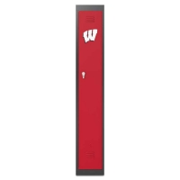 Gladiator University of Wisconsin Primetime Sport Locker