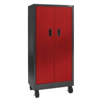 Gladiator Premier 30 in. Tall GearBox - Racing Red