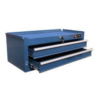 Excel 2 Drawer Tool Chest  - Blue