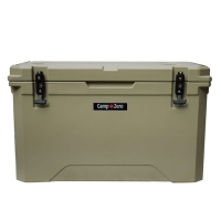Camp-Zero 60L Beige Hard-Sided Cooler CZ60L-B