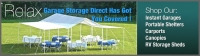 Canopies & Storage Sheds