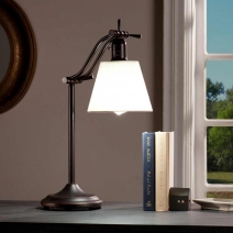*AVAIL 5/11 SEI OttLite Maxbury Task Table Lamp