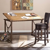SEI Knightley Tilt Top Drafting Table