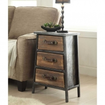 4D Concepts Urban Collection 3 Drawer Chest