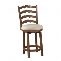 Powell Big & Tall Ladderback Counter Stool
