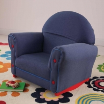 KidKraft Upholstered Rocker - 5 Colors