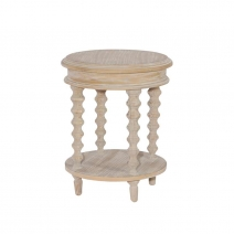 Powell Cypress Side Table