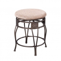 Powell Wallace Backless Stool