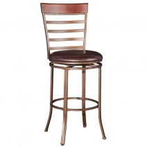 *AVAIL 5/19 Powell Miller Big & Tall Barstool