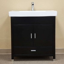 Bellaterra 31.5 in. Single Sink Vanity
