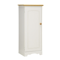 Lane New Visions Kitchen Essentials White/Maple Storage Pantry 394-041