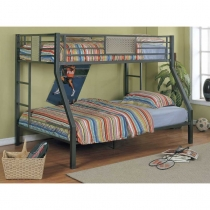 Powell Monster Bedroom Bunk Bed