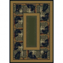 United Weavers Hautman Bear Family Room Size Rug