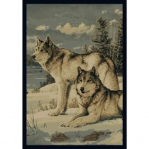 United Weavers Hautman Watchful Pause Room Size Rug