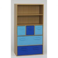 4D Concepts Boys Storage Bookcase