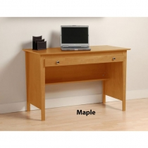 Prepac Contemporary Maple Finish Computer Desk (4 Finishes)