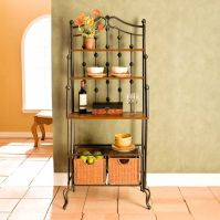 Holly & Martin Carlsbad Bakers Rack