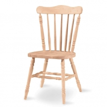 IC Unfinished Country Cottage Chair