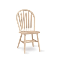 IC Unfinished Windsor Arrowback Chair