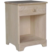 IC Unfinished Night Stand