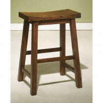 Powell Honey Brown Counter Stool