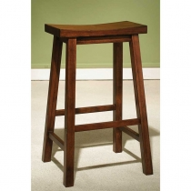 Powell Honey Brown Bar Stool