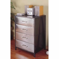 Powell Monster Bedroom 4 Drawer Chest