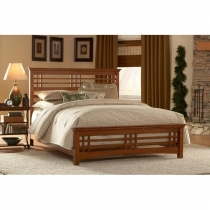 FB Avery Bed with Rails