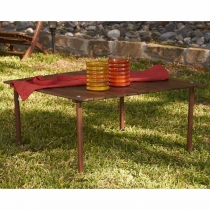 Holly & Martin Wilson Picnic Table-In-A-Bag