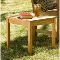 Holly & Martin Warren End Table - Light Brown
