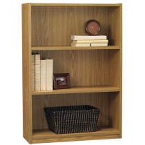 Ameriwood Oak 3 Shelf Bookcase