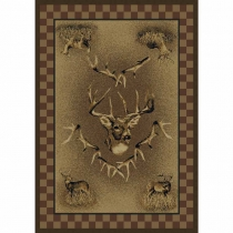 *United Weavers Marshfield White Tail Ridge Room Size Rug