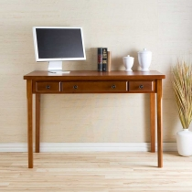 Holly & Martin Jackson Medium Mahogany Desk