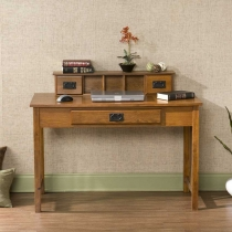 Holly & Martin Sebastian Desk - Mission Oak