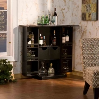 Holly & Martin Archer Fold-Away Bar-Black