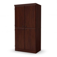 South Shore Morgan Storage Cabinet - Royal Cherry