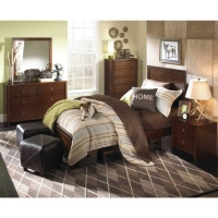 Powell Albany 5 pc. Twin Bedroom Set