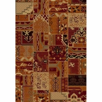 United Weavers Shelby Baja Room Size Rug in Red