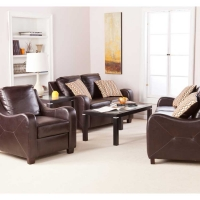 Holly & Martin Braxton Stationary 3 Piece Sofa Collection
