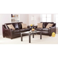 Holly & Martin Braxton Stationary 2 Piece Sofa Set