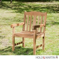 Holly & Martin Monroe Arm Chair