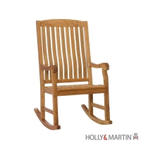Holly & Martin Lambert Porch Rocker-Natural